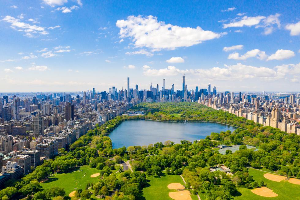 5. Nueva York, EE.UU. Figura en el radar de la generación Z por la cantidad de zonas de ocio, restobares y eventos que allí ocurren, como conciertos, festivales, obras teatrales y encuentros deportivos. (Foto: Shutterstock)