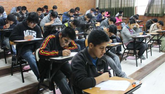 Admisión en Villarreal: más de 14 mil postulantes rinden examen