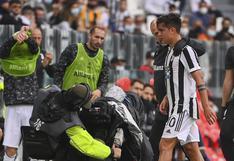 El argentino no podrá jugar ante Perú: Juventus confirmó lesión de Dybala