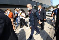 """Hernando de Soto tras votar: """"Cualquiera sea el resultado, lo vamos a respetar"""""""