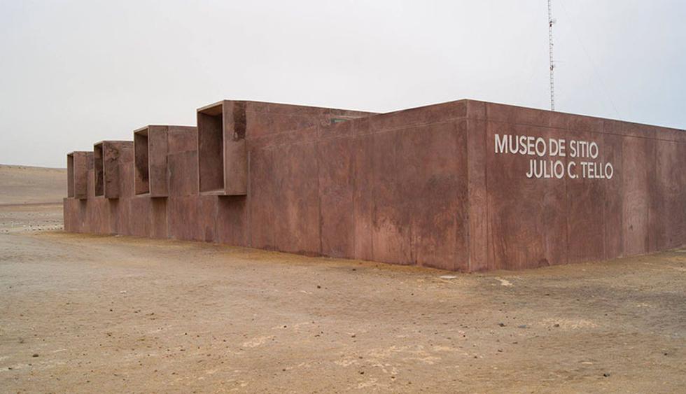 (Foto: Facebook / Museo de Sitio Julio C. Tello de Paracas)