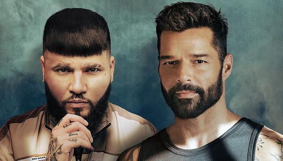 """Ricky Martin lanzará el remix de """"Tiburones"""" junto a Farruko. (Foto: Instagram)"""