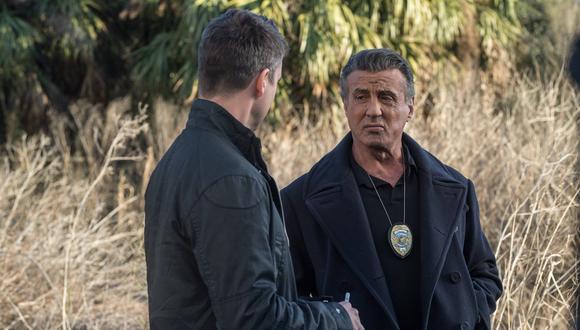 """Sylvester Stallone da vida al detective Sykes en """"Cuenta pendiente"""", dirigida por Brian A. Miller."""