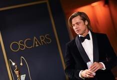 Captan a Brad Pitt en silla de ruedas y abandonando un centro médico en Beverly Hills