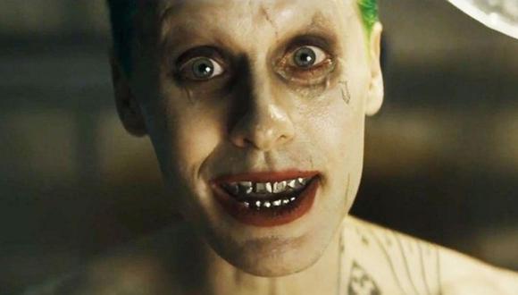 """Jared Leto personifica al """"Joker"""". (Foto: Archivo)"""