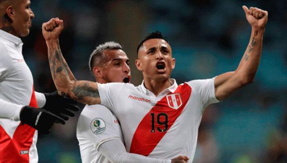 Brasil se impuso por 3-1 a Perú en la final de la Copa América 2019. Sin embargo, Yoshimar Yotún fue quien resaltó en la bicolor a lo largo del torneo y logró números para destacar (Foto: EFE)