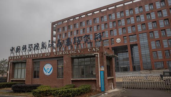 Vista del Instituto de Virología de Wuhan, que mañana será visitado por una comisión de la Organización Mundial de la Salud. EFE