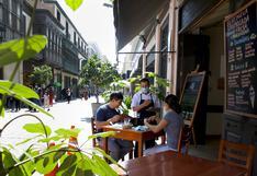Un almuerzo en el jirón: así es la experiencia gastronómica en las nuevas terrazas del Centro de Lima