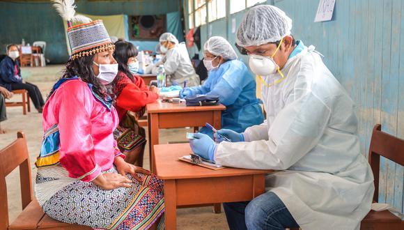 Ucayali registra una ocupación del 100% de sus camas UCI disponibles para pacientes con COVID-19, sin embargo, se ubica en un nivel de alerta moderado.  (Foto: Gore Ucayali)