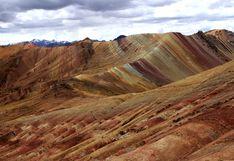 Palccoyo: la otra montaña de colores que te sorprenderá en Cusco
