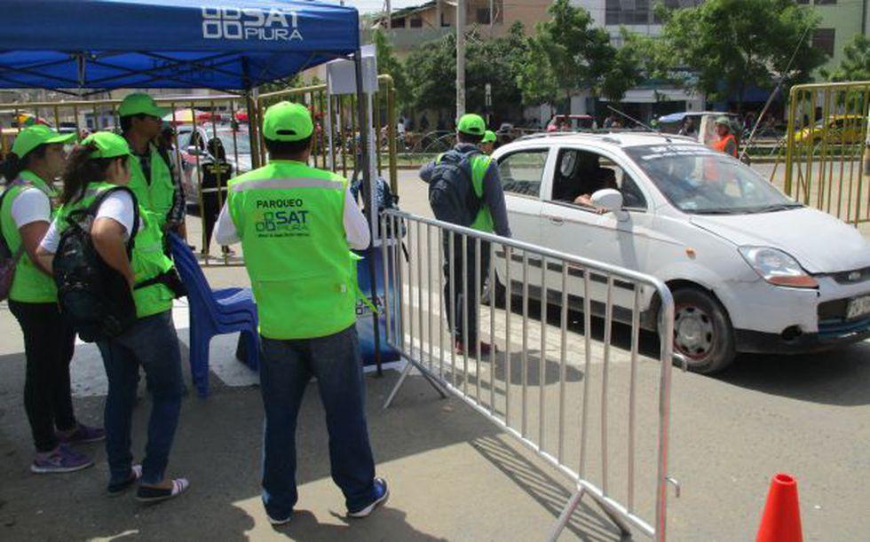 SAT Piura inicia cobro por ingreso de vehículos al mercado
