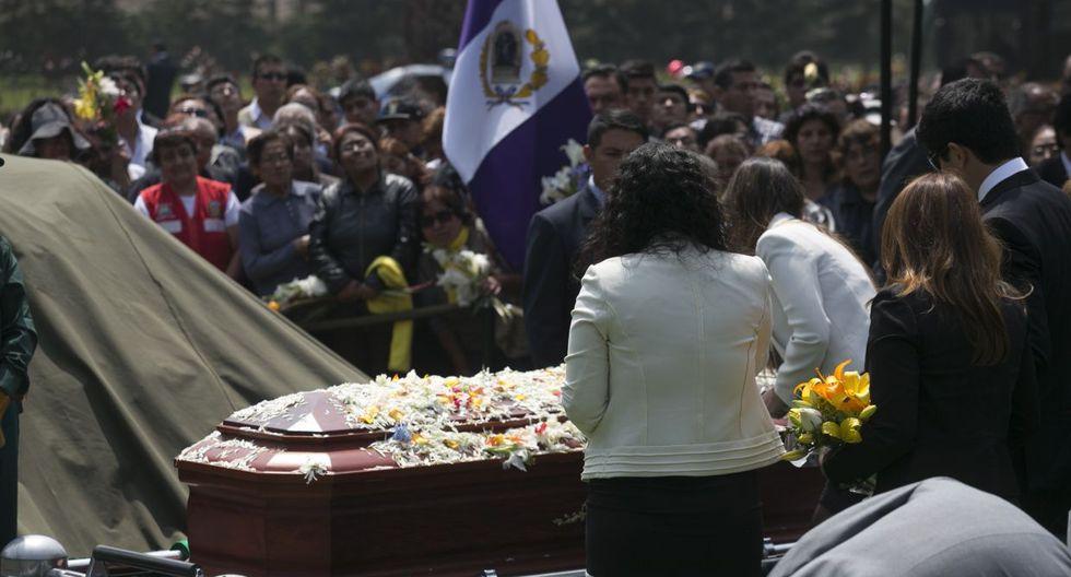 Freddy Ternero: último adiós al ex técnico en Huachipa (FOTOS) - 2