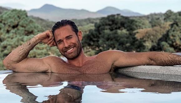 """Sebastián Rulli se ha convertido en el actor del momento por su papel de """"Miguel"""" en la serie """"El Dragón"""" (Foto: Instagram)"""