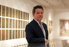 """Alberto Servat: """"La exhibición en galerías es el punto culminante de un complejo proceso creativo"""""""