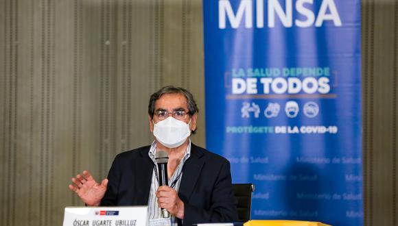 Frente a los cuestionamientos sobre la inclusión de los reos en la fase 2 de vacunación, Ugarte señaló que es un trabajo coordinado con el Minsa, institución que se rige según los estándares de los derechos humanos. Foto: Andina