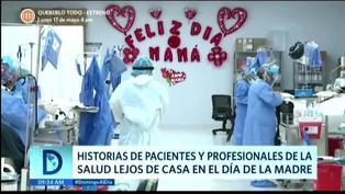 Día de la Madre: Historias de profesionales de la salud y pacientes lejos de casa