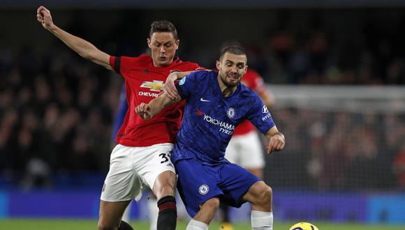 Manchester United vs. Chelsea se miden en las semifinales de la FA Cup. (Foto: AFP)