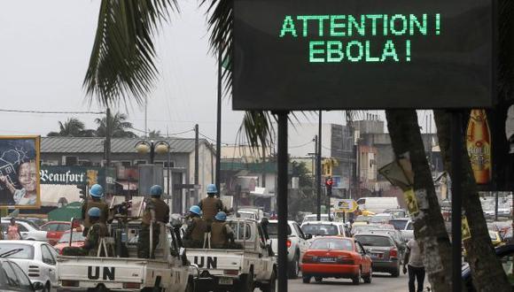 OMS: Evidencia sugiere que se subestima el brote de ébola