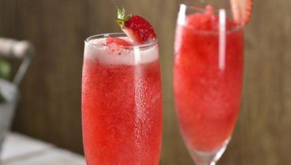 Cócteles sin alcohol. (Foto: Pinterest)