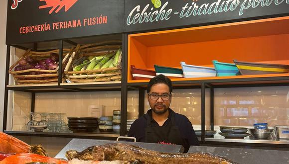 """""""En mi opinión personal la causa debería ser un plato bandera del Perú, fácil de reconocer. Es una mescla de la cultura andina con el aji amarillo, la papa y la parte española el limón y el aceite"""", dijo Ronal Bautista. (Foto: Ronal Bautista)"""