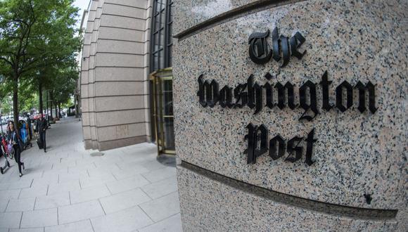 El Washington Post obliga a sus empleados a vacunarse contra el coronavirus para poder regresar a sus oficinas. (Eric BARADAT / AFP).