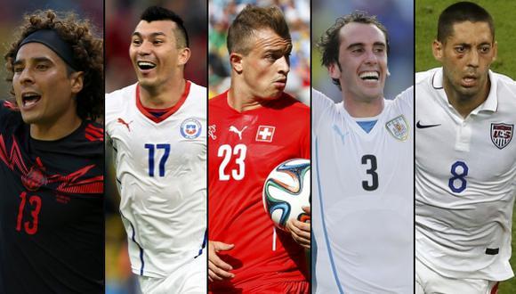Cinco jugadores que extrañarás en cuartos de final del Mundial