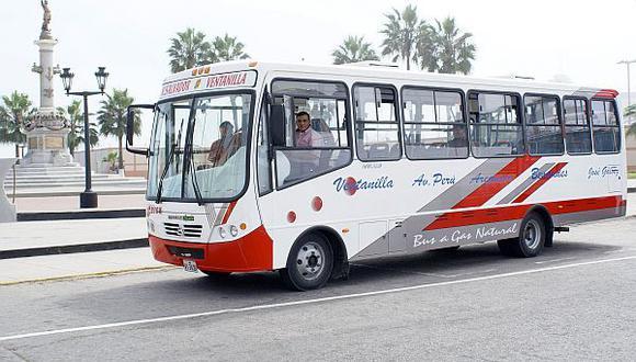 Orión no podrá circular por avenidas Javier Prado ni Arequipa