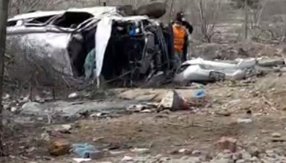Piura: Exalcalde de Morropón muere en trágico accidente vehicular (Foto: captura de pantalla : Piura N 360)