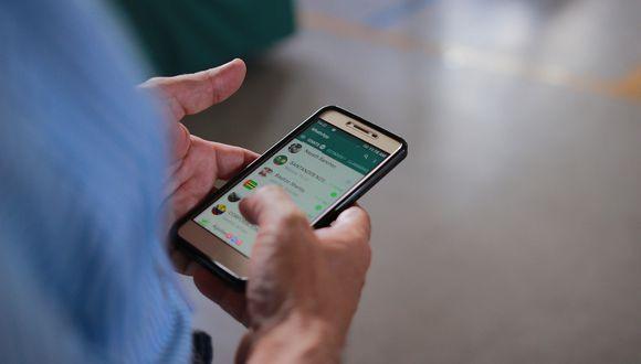 WhatsApp y Netflix tuvieron crecimientos de 45.6% y 36.2% en las redes móviles de internet. (Foto: Pixabay)