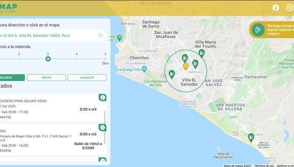 La herramienta digital Oximap, desarrollada por jóvenes, acaba de lanzar su aplicación móvil y la renovación de su portal web.