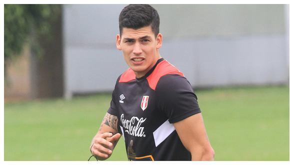 Iván Bulos debutó en el fútbol en el 2011 con la camiseta de Sporting Cristal. (Foto: GEC)