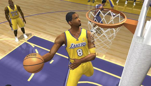 Kobe Bryant: los videojuegos en los que apareció la estrella de la NBA (Foto: Nintendo)