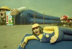Feria del Hogar: así era la aventura dentro de Camila, la muñeca más grande del mundo