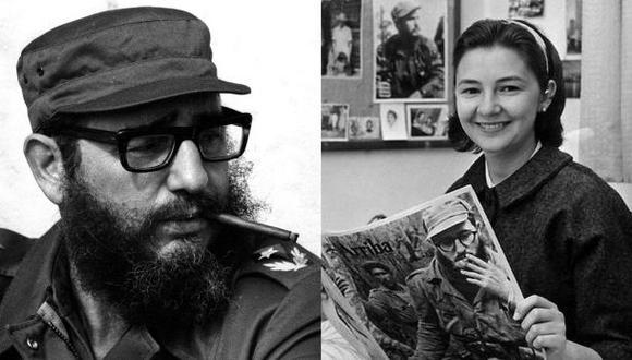 Hermana menor de Fidel Castro muere a los 78 años