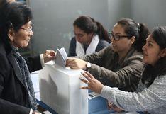 Elecciones Congresales 2020: ¿eres miembro de mesa? Lo que debes saber sobre las funciones a desempeñar el próximo 26 de enero