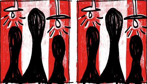 """""""Miro a nuestra fragmentación y me pregunto cuáles serán los propósitos comunes que nos unirán y permitirán salir adelante"""" (Ilustración: Giovanni Tazza)."""