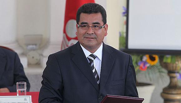 A pesar de que la justicia lo busca, para el Congreso, César Álvarez no ha cometido delito. (Foto: Juan Ponce)