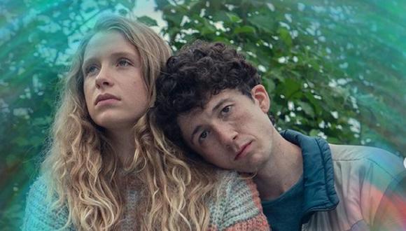 """¿Moritz y Lisa volverán a estar juntos en la cuarta temporada de """"How to Sell Drugs Online (Fast)""""? (Foto: Netflix)"""