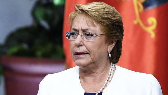 OAS financió campaña de Bachelet, según revista Veja