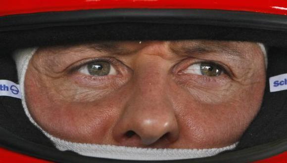 """El mensaje de la familia Schumacher: """"Michael es un luchador; no se rendirá"""""""