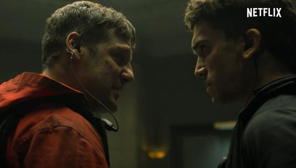 "Netflix revela el tráiler de la última temporada de la exitosa serie ""La casa de papel"". (Foto: Captura de video)"