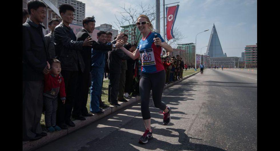 La maratón de Corea del Norte, una experiencia única [FOTOS] - 7