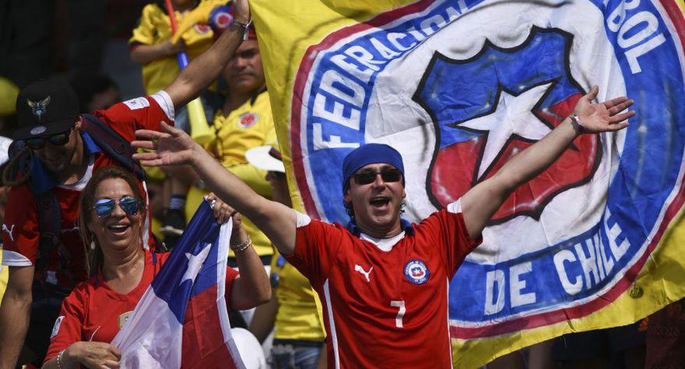 Colombia-Chile: belleza, color e ilusión en previa del partido - 11