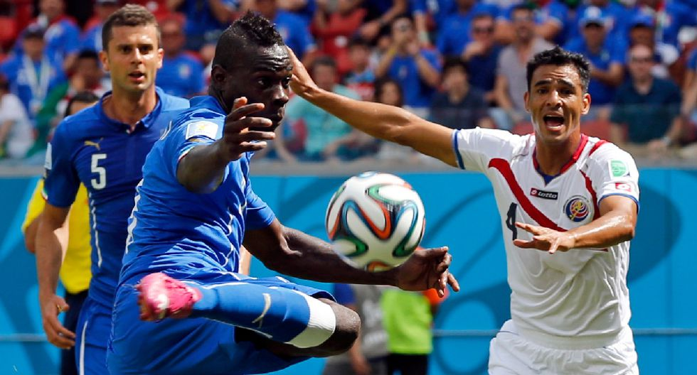 Italia vs. Costa Rica: las mejores postales a ras de campo - 10