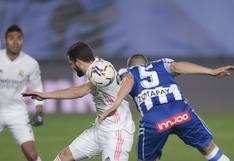Real Madrid vs. Alavés: resumen, goles y fotos del duelo por LaLiga