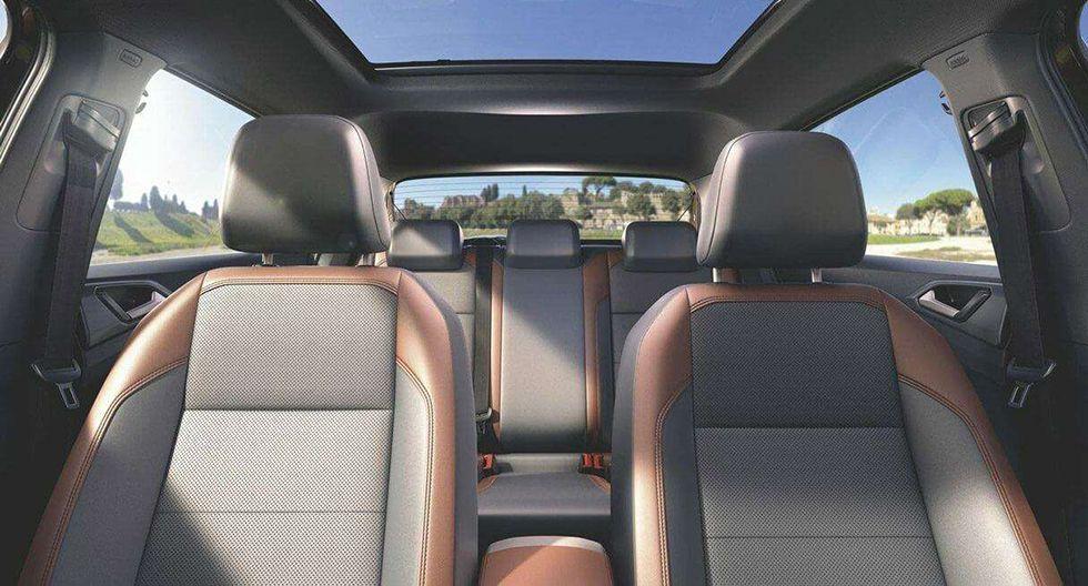 Cuenta con 6 bolsas de aire: 2 frontales (conductor y acompañantes), 2 laterales (conductor y acompañante) y 2 Curtain airbag (delantero y posterior). (Foto: Volkswagen)