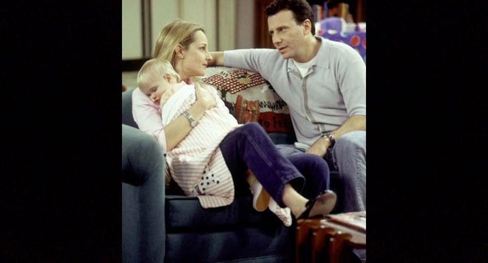 """""""Mad about you"""" se estrenó en setiembre de 1992 y tras siete temporadas, finalizó en mayo de 1999."""