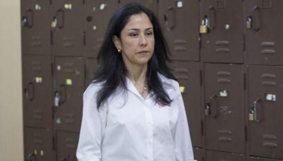 La fiscalía realizó el allanamiento a la vivienda de Nadine Heredia en Surco por el caso Gasoducto. (Foto: GEC)