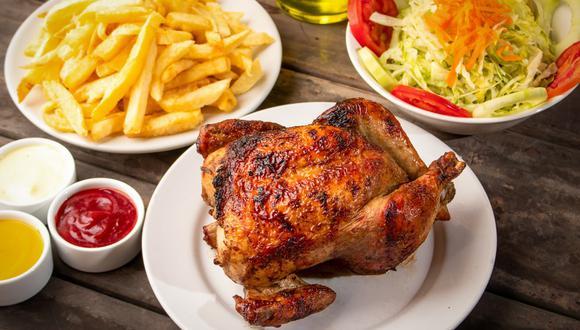 Pollo a la brasa. (Foto: Shutterstock)
