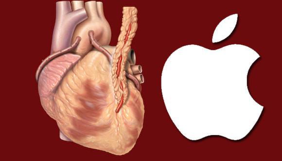 Apple hará sensores que oyen los latidos y previenen infartos